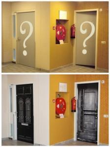 Welzijn persoonlijke deuren 7